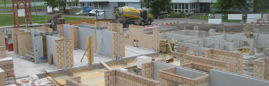 Bauleitung - örtliche Bauleitung