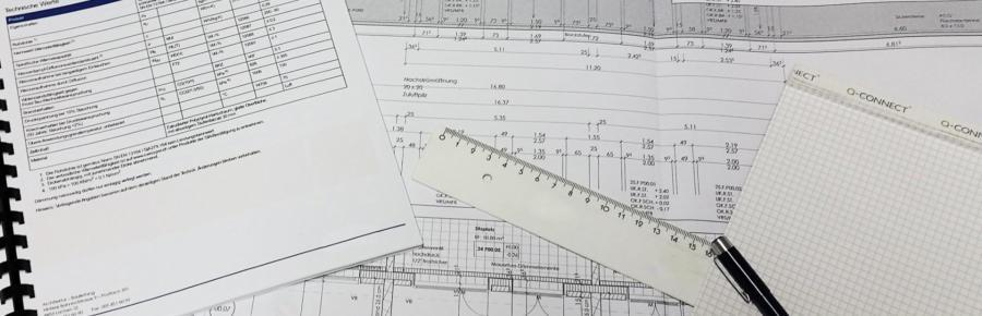 Bauleitung - Devisierung