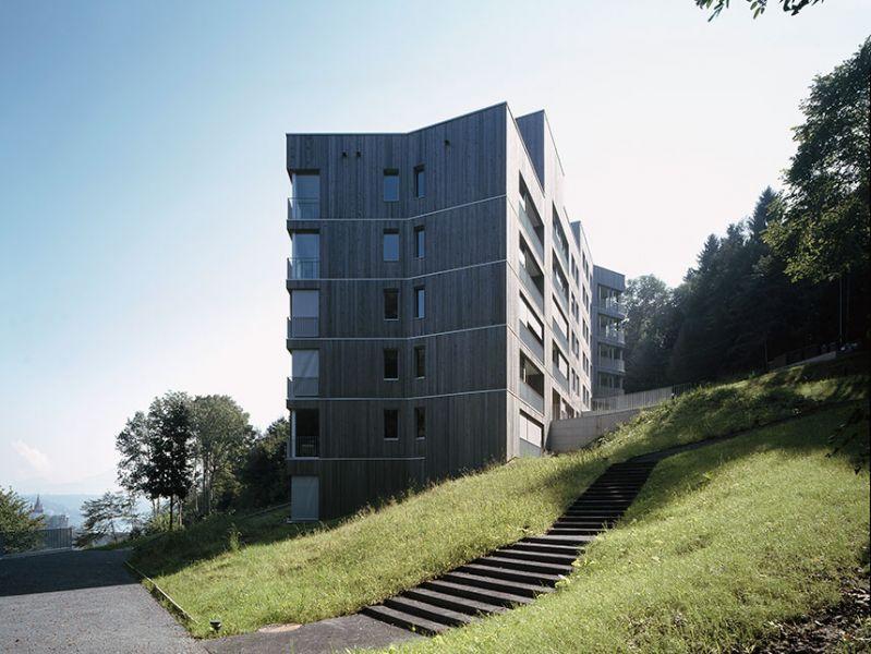 Wohnbau Gütschhöhe