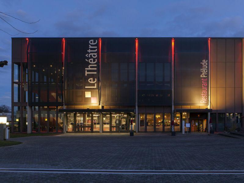 Umbau Le Théâtre Emmen