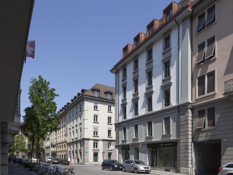 Umbau Winkelriedstrasse 11 Luzern