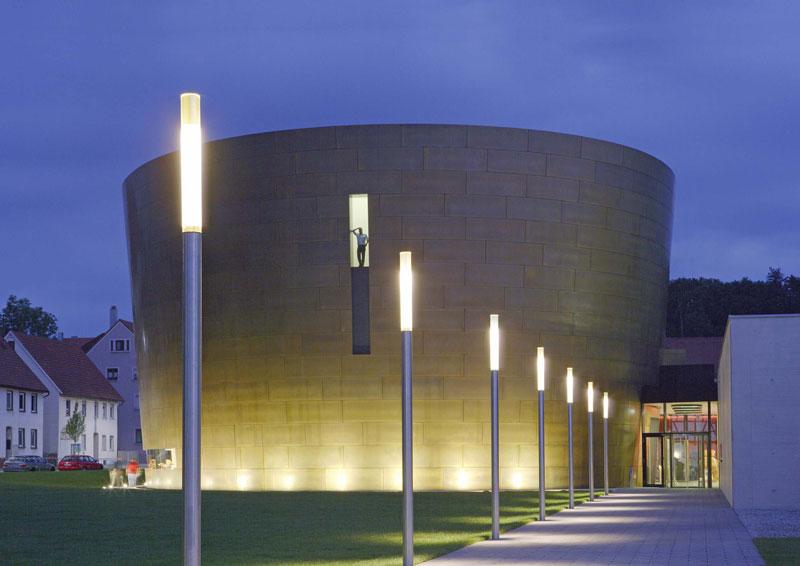 MARGARETE STEIFF MUSEUM GIENGEN BEI ULM (Wettbewerb 1. Preis)