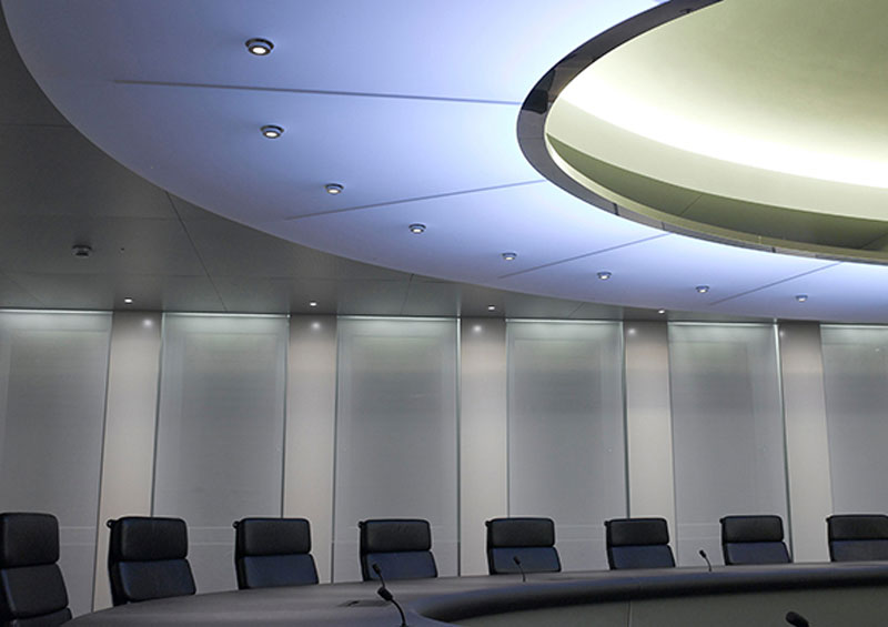ZURICH FINANCIAL SERVICES, ZÜRICH (BOARDROOM)