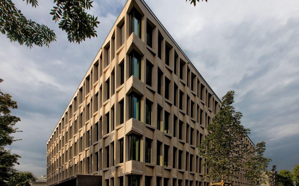 Neubau Labors und Büros «Limmat», SIKA AG, Zürich