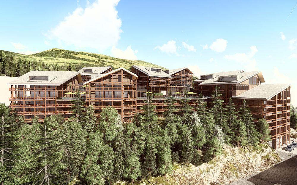 Resort Mérignou, Lens/Crans-Montana VS