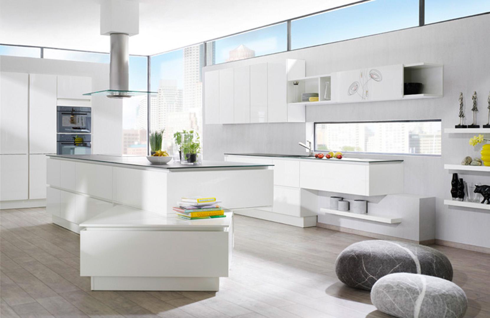 Luxus Küchen Mit Kochinsel. Ikea Küche Unterschrank Höhe ...