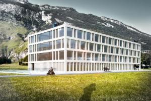 Das modernste Innovations- und Technologiezentrum