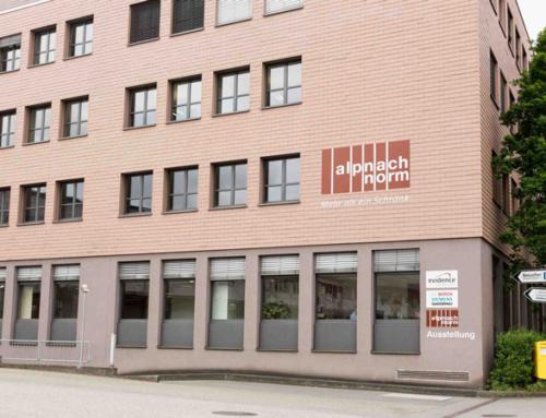 Neue Ausstellung in Bern von Alpnach Norm
