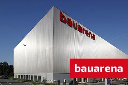 Bauarena in Volketswil auf bauschweiz.ch