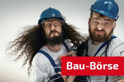 Bau-Börse von Bau Info Service