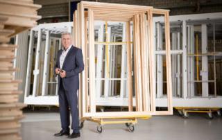 Millionen-Investition im4B Bereich Fenster und Fassaden
