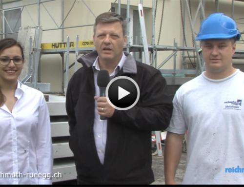 Reichmuth und Rüegg AG – Balkonumbau in Siebnen