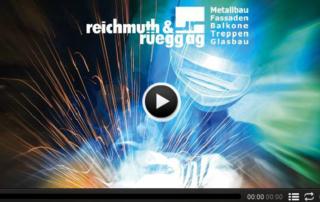 Reichmuth und Rüegg AG – Metall- und Glasbau