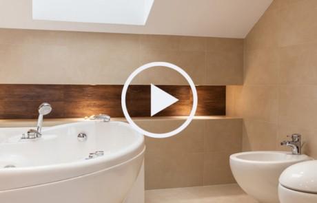 Videos rund ums Bad und Badezimmer