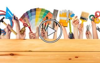 Videos rund um den Innenausbau des Eigenheims