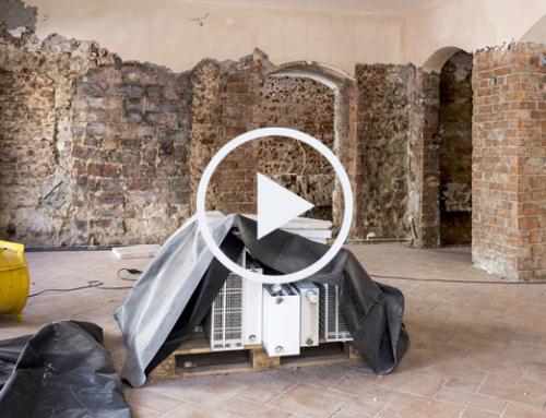 Hier finden Sie die aktuellsten Videos zum Thema Renovation