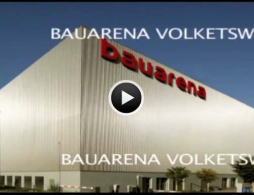 Sondersendung Bauarena 2013