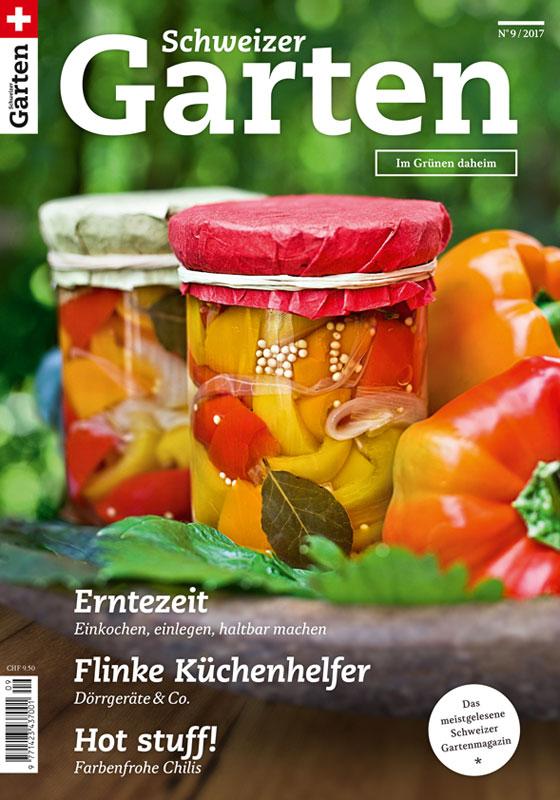 Fachmagazin Schweizer Garten