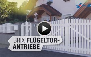 Brix Flügeltor-Antriebe
