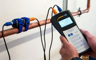 Durchflussmessgerät / Durchflussmesser