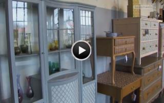 Alte Möbel neu gestaltet