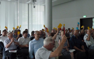 40. Vereinsversammlung von Holzenergie Schweiz