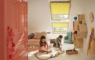 Schluss mit dicker Luft im Kinderzimmer