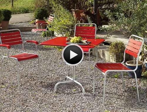 Gartenmöbel hergestellt in der Schweiz