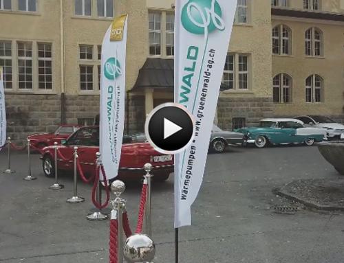 """Jubiläum """"30 Jahre Grünenwald AG"""""""