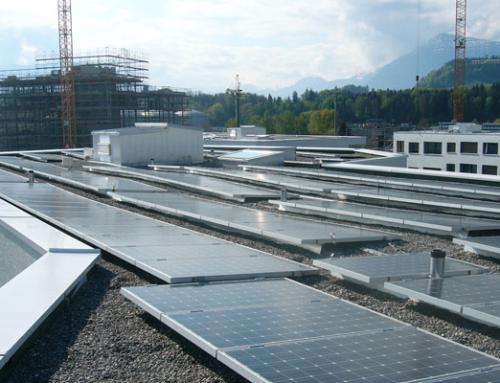 Photovoltaik ist unser Metier