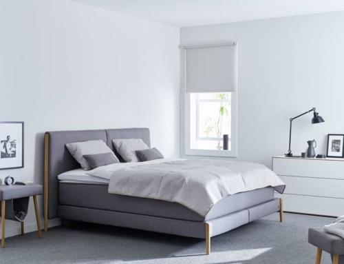 Schlafzimmer aus einem Guss, gute Nächte garantiert