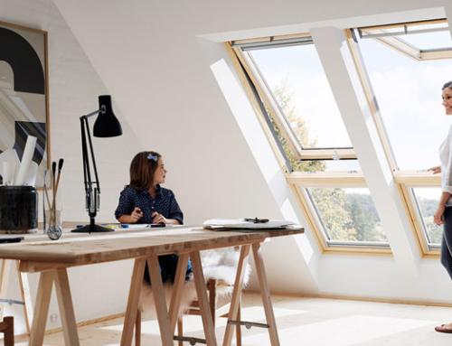 Neue Fenster für Ihr Dach: für mehr Licht, Luft und Wohnqualität