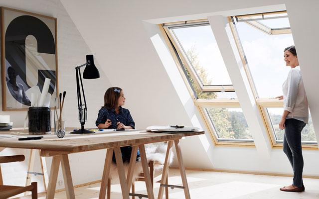 Neue Fenster für Ihr Dach