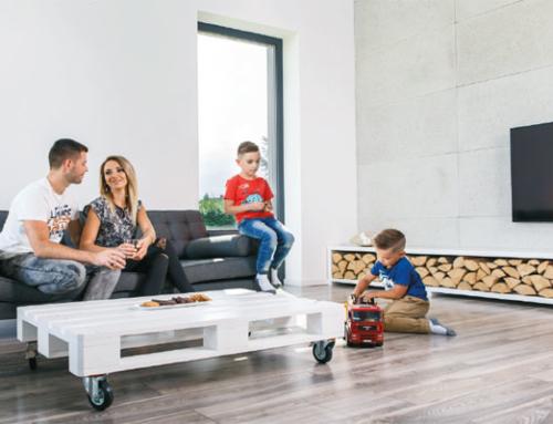 Wandheizplatten Soffio – Wärme direkt aus der Wand
