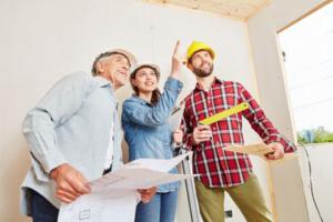 Konsolidierung der Baukonjunktur