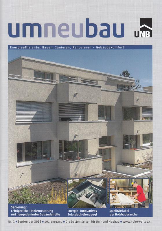 Magazin UmNeubau