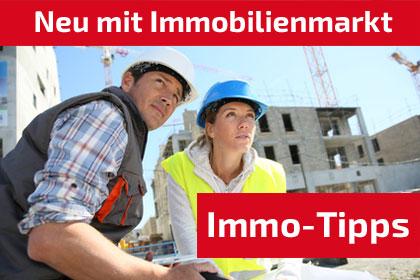 Alles zum Thema Immobilien auf bauschweiz.ch das Portal für Bauen + Wohnen.