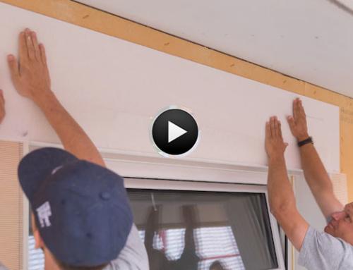 Die komplette Fensteranschluss-Systemlösung