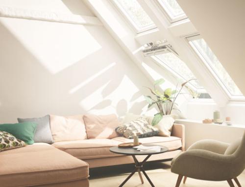 Fünf Schritte zu einem gesünderen Zuhause