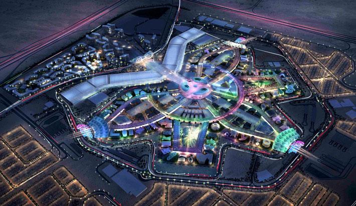 Niederländischer Pavillon der Dubai EXPO 2020