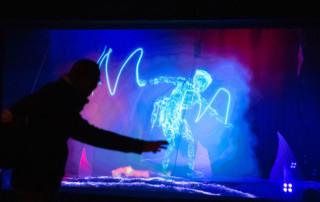 Zwischen Virtualität und Realität