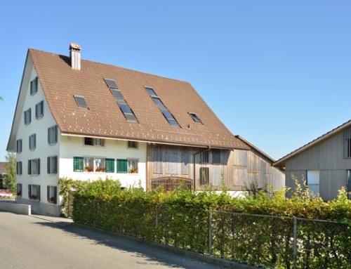 Altes Bauernhaus in neuem Glanz