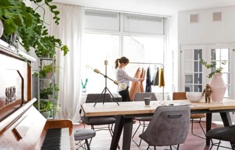 6 Tipps für einen retro-skandinavischen Einrichtungsstil