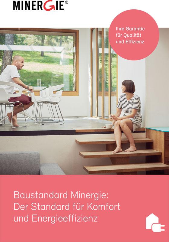 Baustandard Minergie