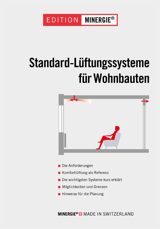 Standard-Lüftungssysteme für Wohnbauten