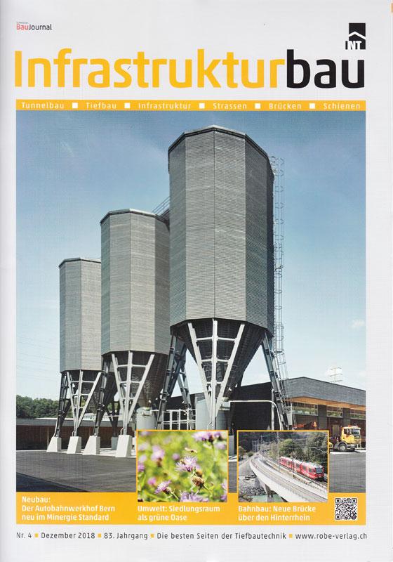 Fachzeitschrift Infrastrukturbau