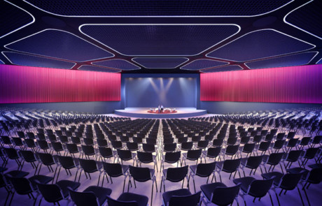 MESSE FRANKFURT - Relaunch Kongresszentrum