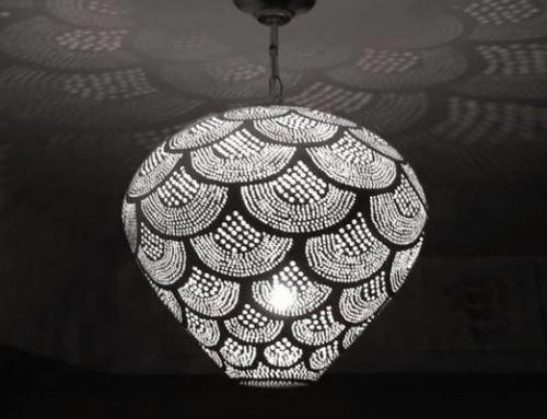 Orientalische, ägyptische und arabische Lampen