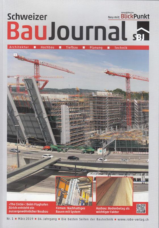 Schweizer BauJournal