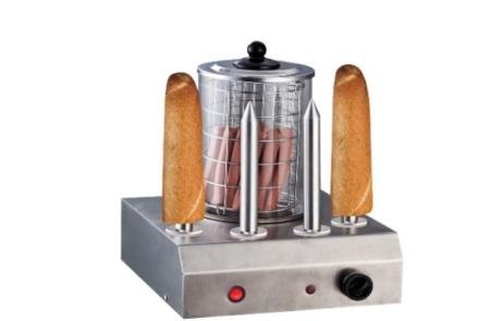 Gewinnspiel Hot Dog Maschine